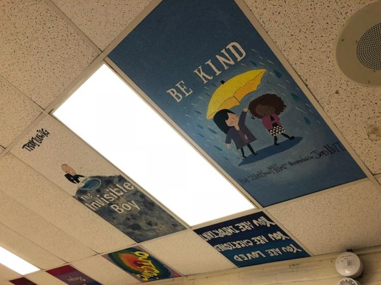 Radburn Elementary School Artwork