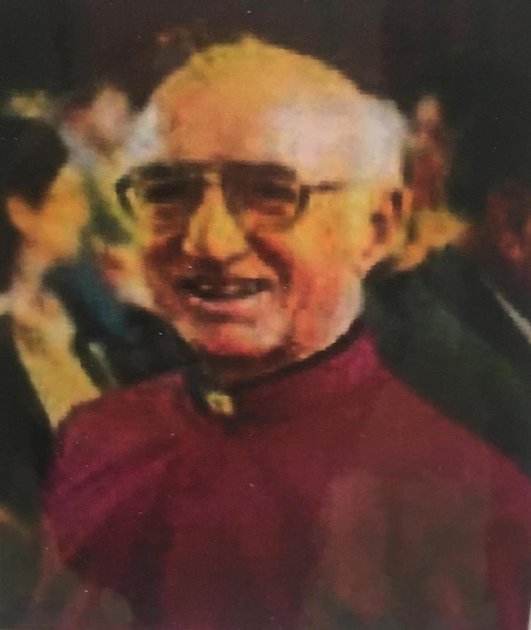 Monsignor Edward Melton