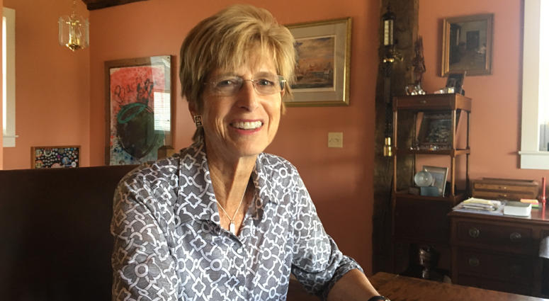 Former New Jersey Gov. Christie Whitman