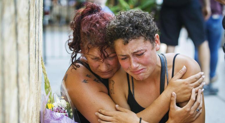 Toronto Shooting Mourning