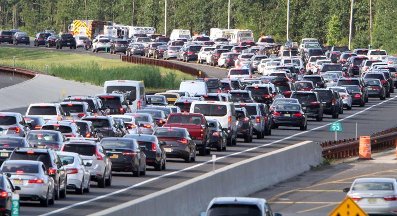 Garden State Parkway crash