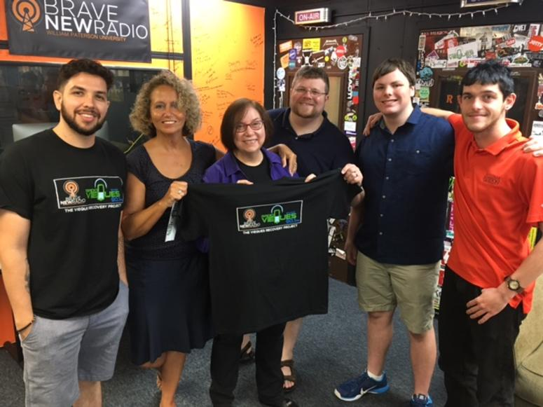 Staff Of WPSC-FM, William Paterson University