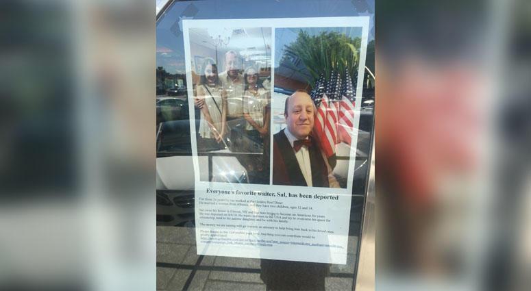 Rockville Centre Waiter Deported