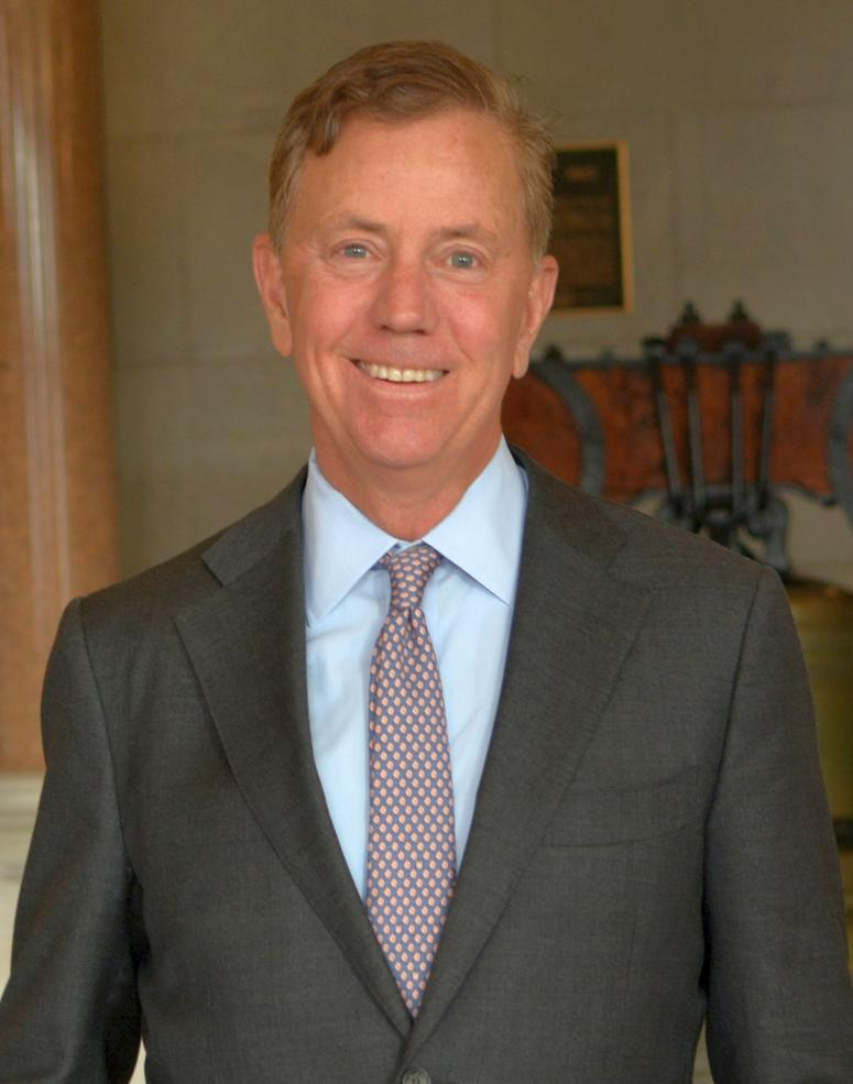 Connecticut Governor Ned Lamont