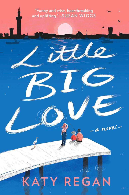 """""""Little Big Love"""" by Katy Regan"""
