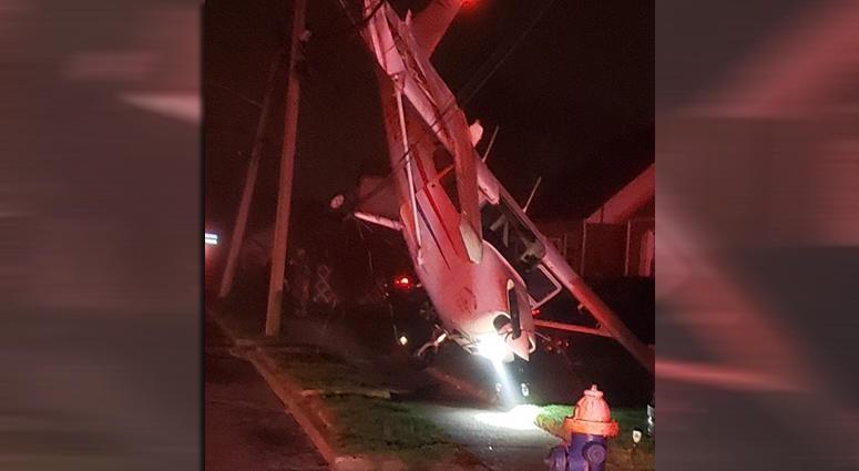 Valley Stream plane crash