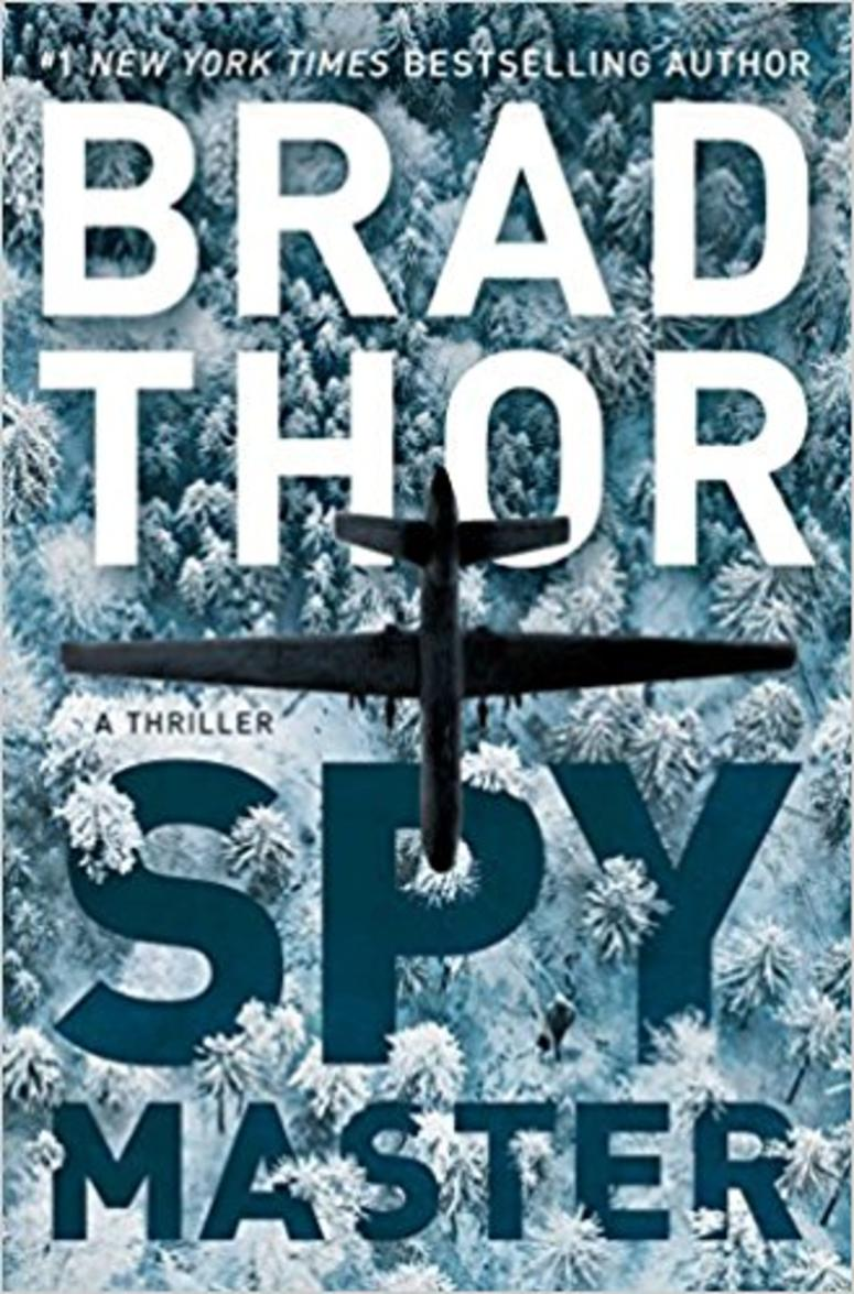 """Spymaster"" by Brad Thor"