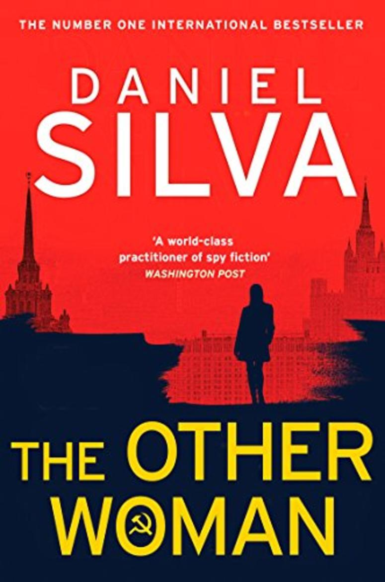 """""""The Other Woman"""" by Daniel Silva"""