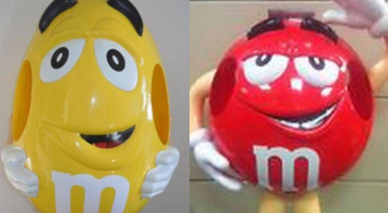 M&M Statues Stolen From PNC Bank Arts Center After KIDZ BOP