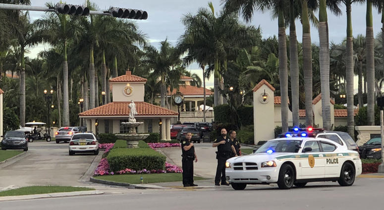 Trump Resort Shooting