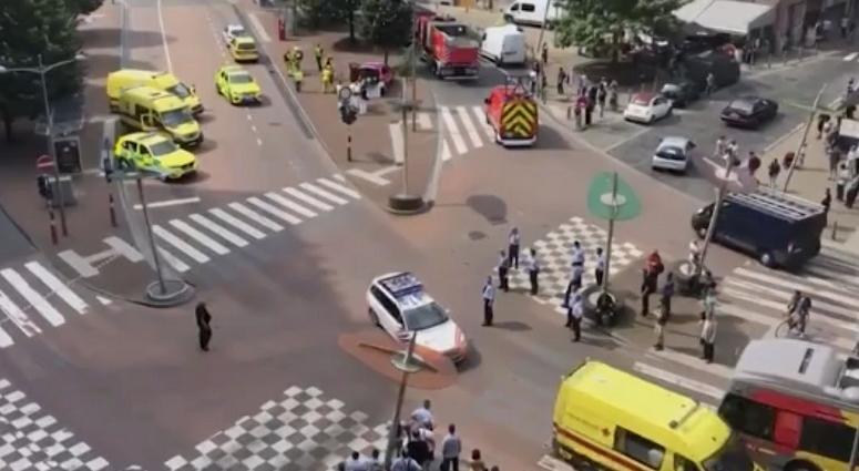 Belgium Attack