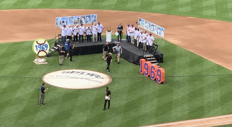 1969 Mets Anniversary Celebration