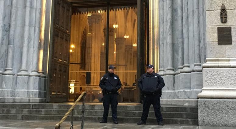 NYPD St. Patrick's