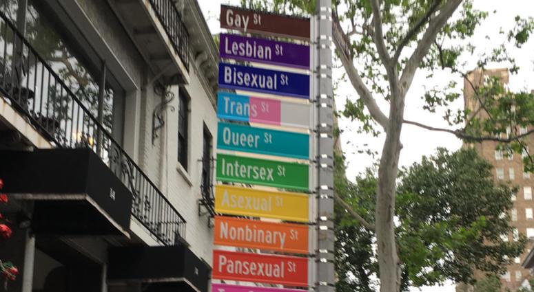Gay Street Installation