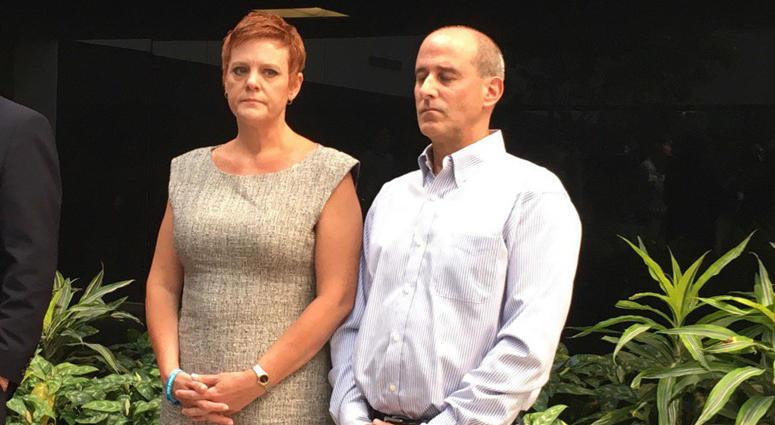 Dianne and Seth Grossman