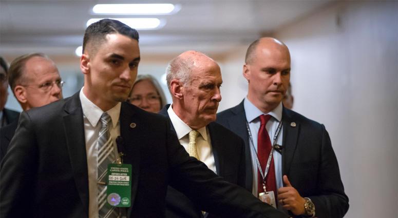 DOJ Meeting On Spy Allegations