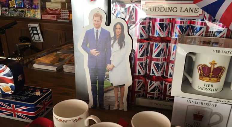 Tea And Sympathy Royal Wedding