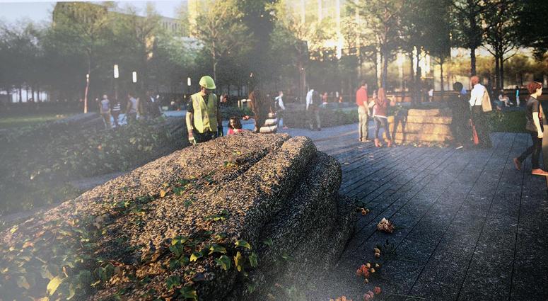 September 11 Memorial Design