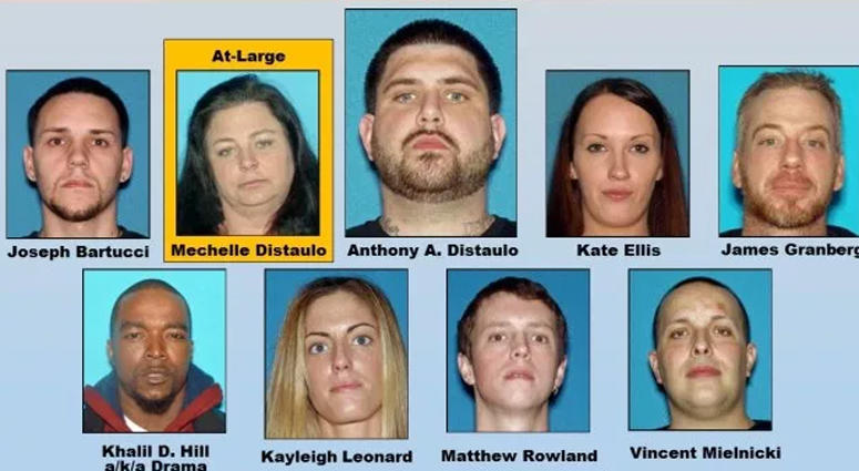 New Jersey Drug Bust