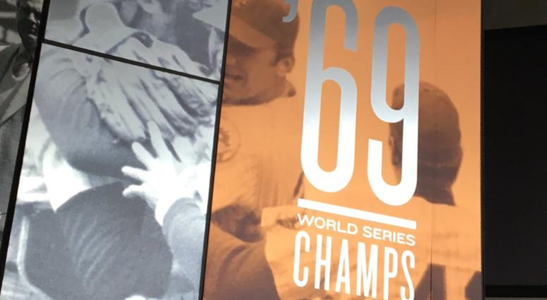 New York Mets To Hold Reunion For 1969 World Series