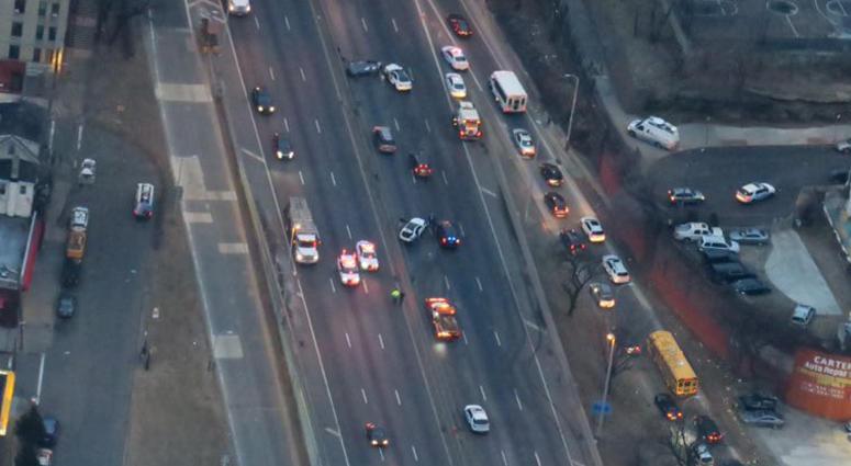 Cross Bronx Expressway Crash