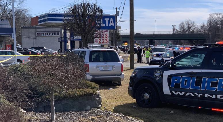Fatal crash in Wayne, New Jersey