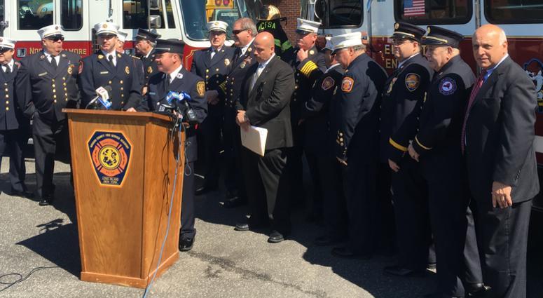 Long Island Volunteer Fire Departments Begin Recruitment Push