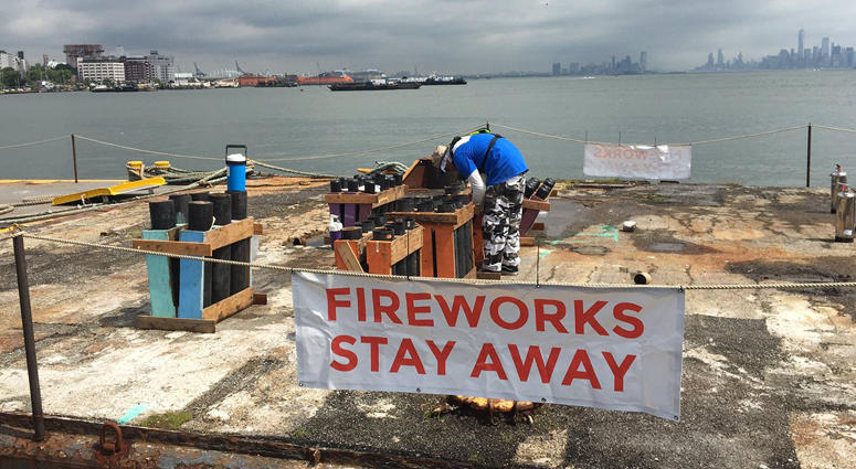 Macy's 4th of July Fireworks Prep