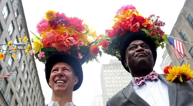 2019 NYC Easter Parade