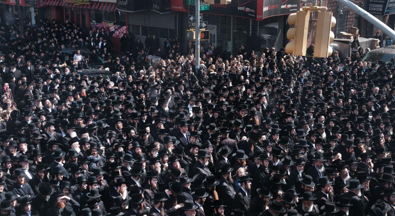 Rabbi Portugal Funeral