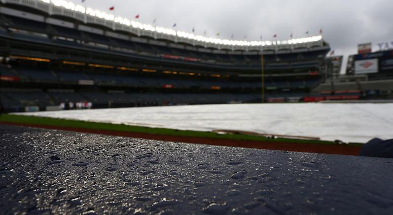 Yankee Stadium Tarp