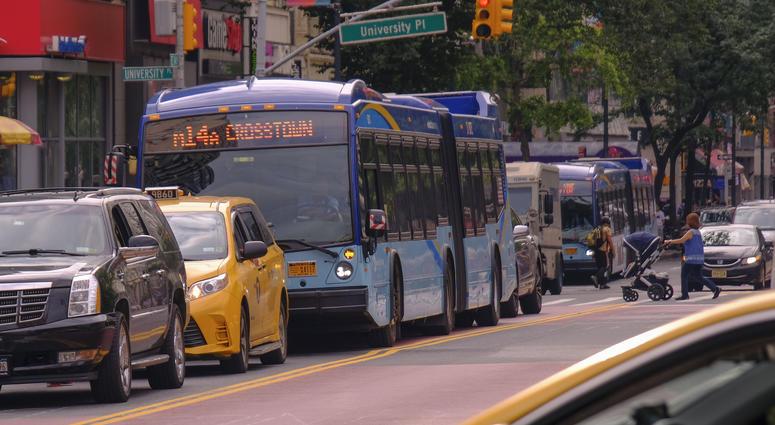 M14 Bus