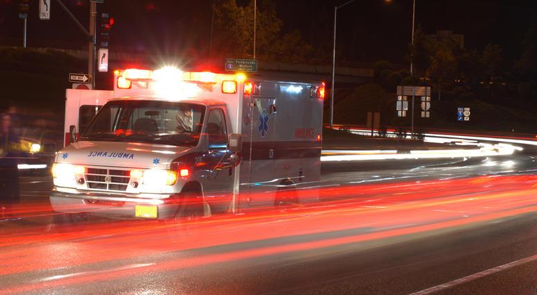 Ambulance (Getty)