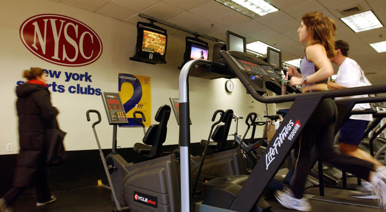 New York Sports Club Gym