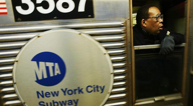 Subway Conductor