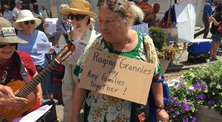 Grannies Respond