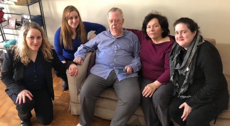 The Flood family