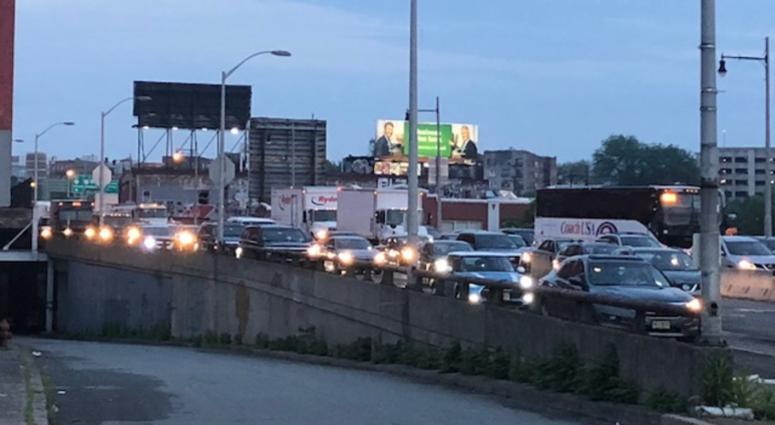 NJ Turnpike extension