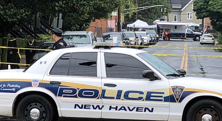 New Haven Police Shooting
