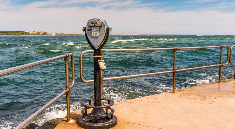 Jersey Shore: Barnegat Inlet, Long Beach Island