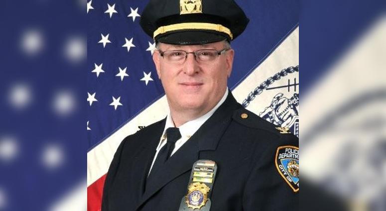 NYPD Inspector Michael McGrath