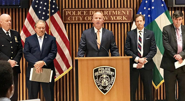 NYPD Officers Arrested In Gambling, Prostitution Ring Appear