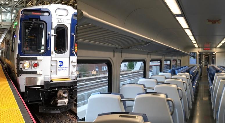 New LIRR Trains