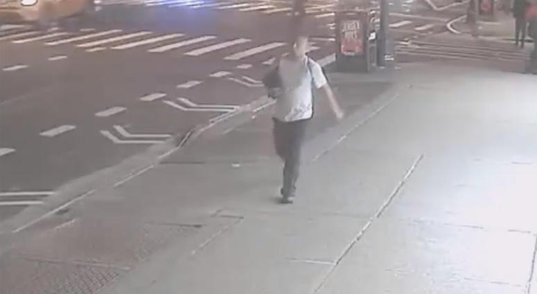 Midtown Rape Suspect
