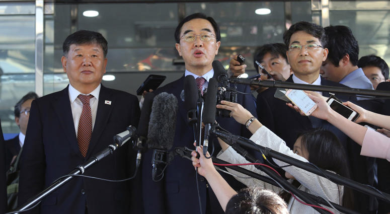 South Korean Unification Minister