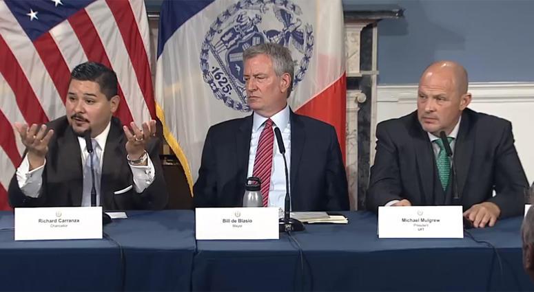 NYC, Teachers Union Reach Tentative 43-Month Deal