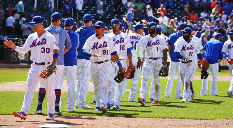 Rockies at New York Mets
