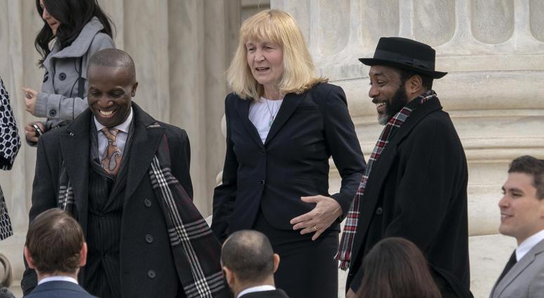 Court tosses black man's murder conviction over racial bias