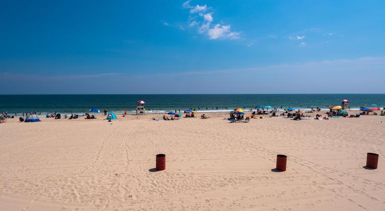 Seaside Heights Beach