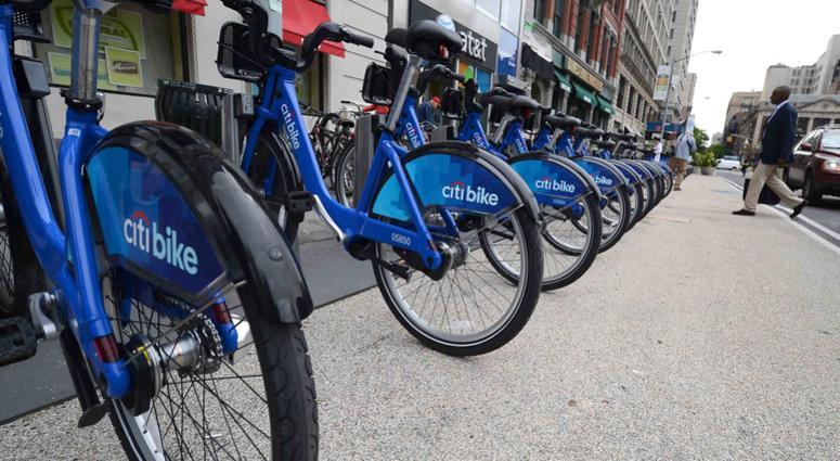 Citi Bikes